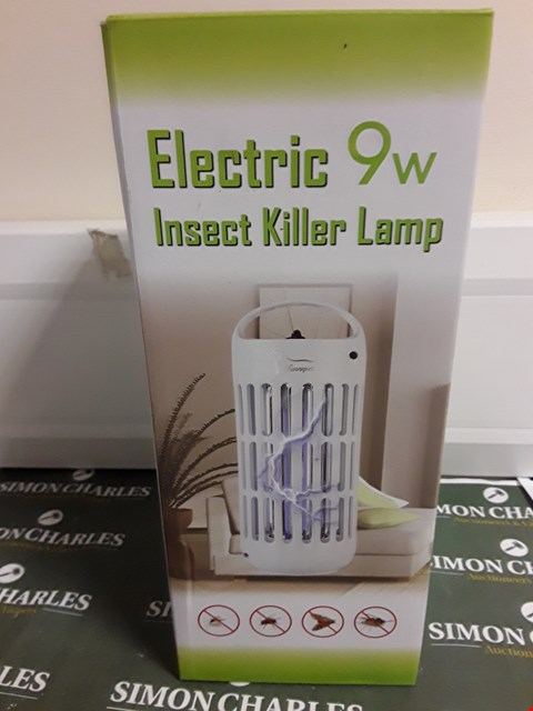 Lot 1525 ELECTRIC 9W INSECT KILLER LAMP
