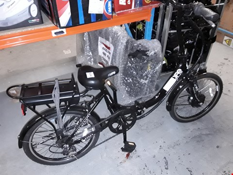 Lot 14070 ELIFE TOURER 250W FOLDING ELECTRIC BIKE