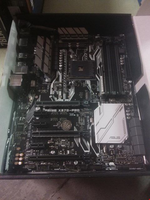 Lot 270 ASUS PRIME X370-PRO MOTHERBOARD
