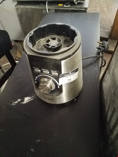 Lot 75 DURONIC BLENDER PARTS