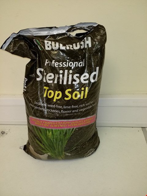 Lot 9171 LARGE BAG WOODLAND TOP SOIL 25KG