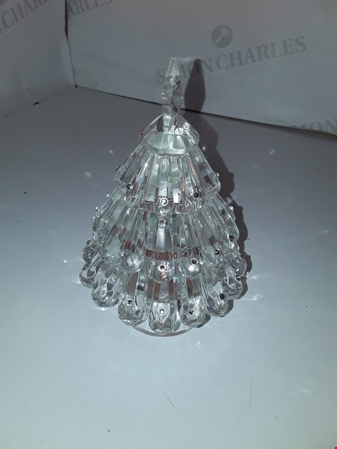 Lot 19 JM BY JULIEN MACDONALD CRYSTAL CHRISTMAS TREE