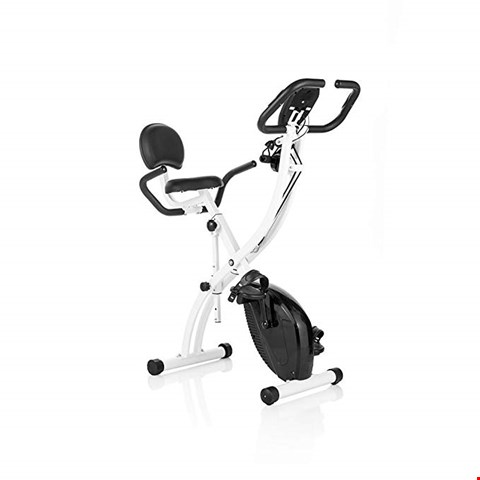 Lot 13821 BOXED TOTAL TONE FOLDING EXERCISE BIKE