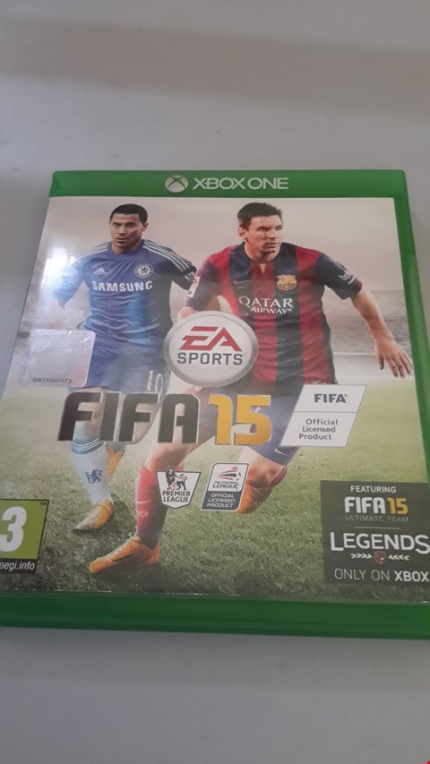 Lot 9067 FIFA 15 FOR XBOX ONE