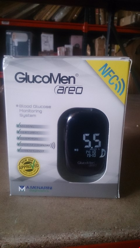 Lot 5516 GLUCOMEN AREO BLOOD GLUCOSE MONITORING SYSTEM