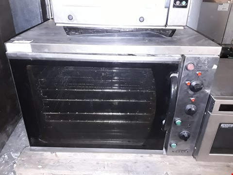 Lot 9073 MODENA CTC001 CONVECTION OVEN WITH GRILL