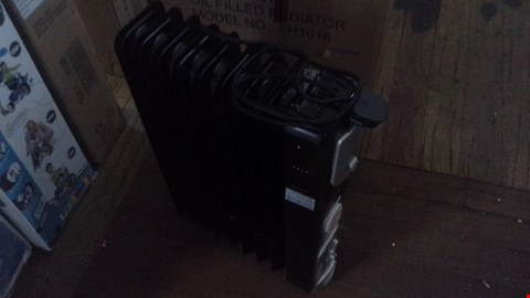 Lot 1033 SWAN SH1016 2000W OIL-FILLED RADIATOR WITH TIMER RRP £219