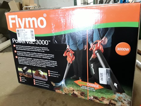 Lot 10190 FLYMO POWERVAC 3000
