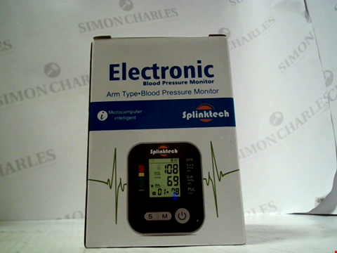 Lot 5785 BOXED ELECTRONIC BLOOD PRESSURE MONITOR