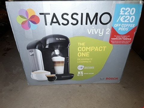 Lot 368 BOSCH TASSIMO COFFEE MACHINE