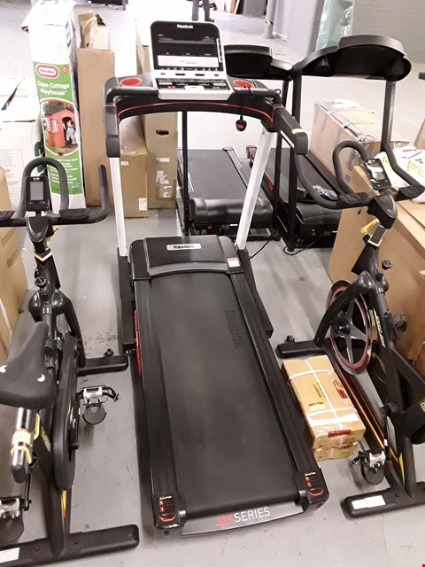 Lot 66 BOXED REEBOK JET100 TREADMILL (1 BOX) RRP £869.99