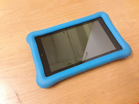 "Lot 119 FIRE 7"" KIDS EDITION TABLET  RRP £129"