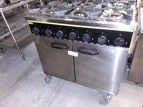 Lot 45 BUFFALO FREESTANDING GAS COOKER