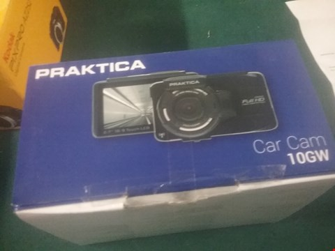 Lot 1042 BOXED GRADE 1 PRAKTICA 10GW WIRELESS CAR CAM RRP £139.99
