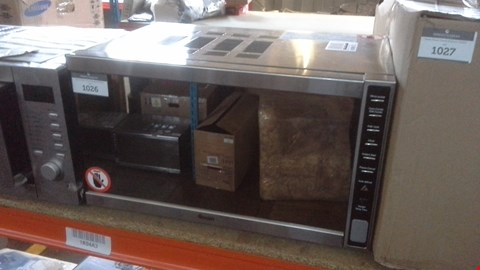 Lot 1026 SWAN COMBINATION MICROWAVE SM21041 RRP £135