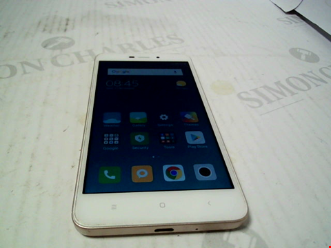 Lot 6501 REDMI 4A 32GB ANDROID SMARTPHONE