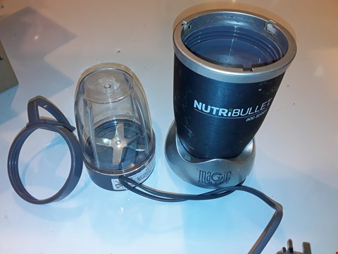 Lot 1216 NUTRIBULLET 600 SERIES BLENDER