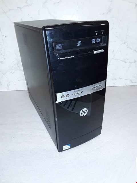 Lot 4051 HP 500B MT INTEL PENTIUM INSIDE DESKTOP COMPUTER
