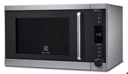 Lot 2201 BRAND NEW ELECTROLUX EMS30400OX FREESTANDING MICROWAVE OVEN WITH GRILL STAINLESS STEEL