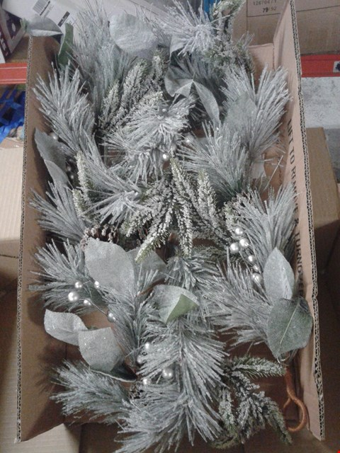 Lot 180 BOXED LIT CONE GARLAND RRP £29.99