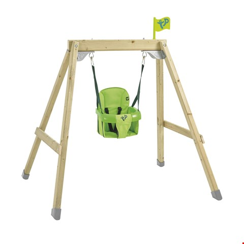 Lot 7032 BOXED GRADE 1 FOREST ACORN GROWABLE SWING WITH SWING SEATS (1 BOX)
