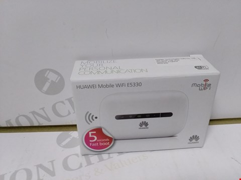 Lot 4039 HUAWEI MOBILE WIFI E5330 MOBILE ROUTER