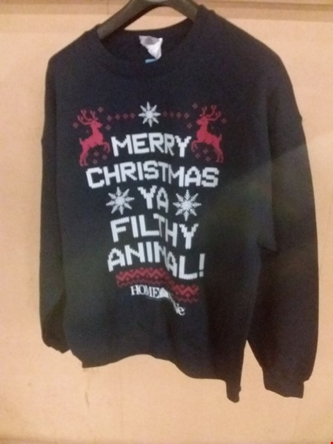 Lot 5090 BRAND NEW EXTRA LARGE HOME ALONE SWEATSHIRT