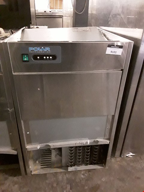 Lot 9101 POLAR COMMERCIAL LARGE ICE MAKING UNIT