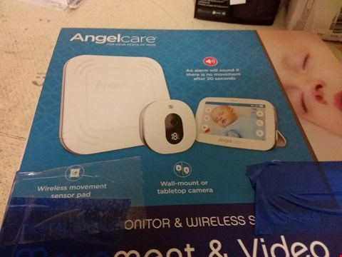 Lot 3013 ANGELCARE DIGITAL BABY MONITOR