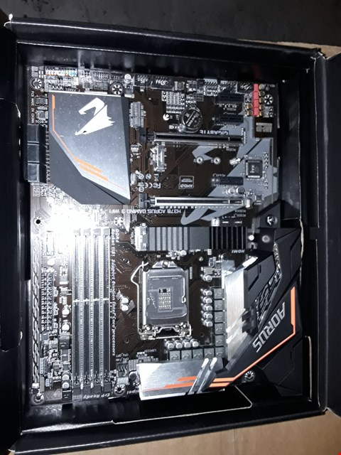 Lot 8076 AORUS H370 GAMING 3 WIFI MOTHERBOARD GIGABYTE