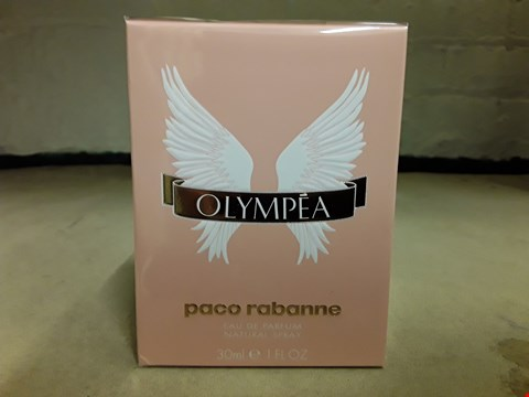 Lot 11044 BOXED PACO RABANNE OLYMPĒA EDP 30ML