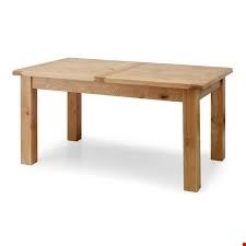 Lot 89 BOXED DESIGNER WILLIS & GAMBIER NORMANDY LARGE EXTENDING DINING TABLE (1 BOX) RRP £929