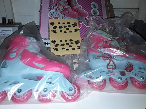 Lot 600 BOXED GRADE 1 LOL SURPRISES IN LINE SKATES FOR GIRLS PINK RRP £38.99