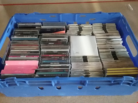 Lot 3039 LARGE BOX OF ASSORTED MUSIC CDS TO INCLUDE TAKE THAT, METALLICA AND PINK
