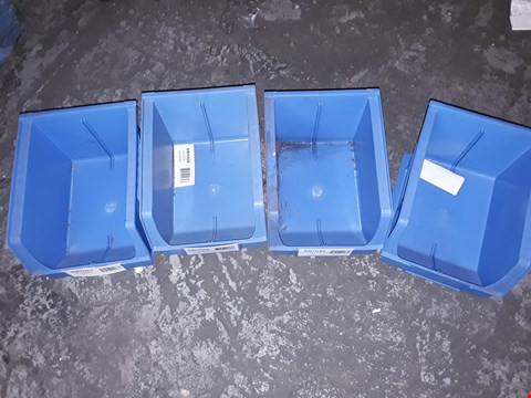 Lot 3155 PALLET OF APPROXIMATELY 4 BOXES OF ITEM STORAGE BOXES AND LARGE QUANTITY OF CARD BOARD