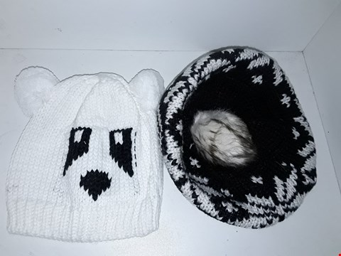 Lot 1031  OX OF APPROXIMATELY 70 ASSORTED BRAND NEW KNIT HATS
