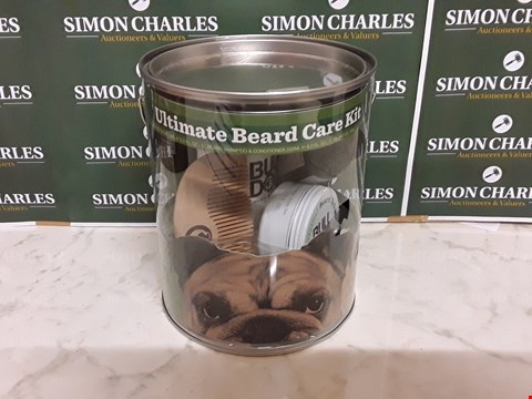 Lot 12046 BULLDOG STYLE ULTIMATE BEARD CARE KIT