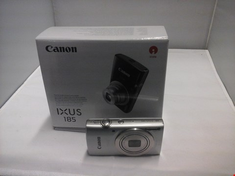 Lot 1011 BOXED CANON IXUS 185 DIGITAL CAMERA  RRP £159