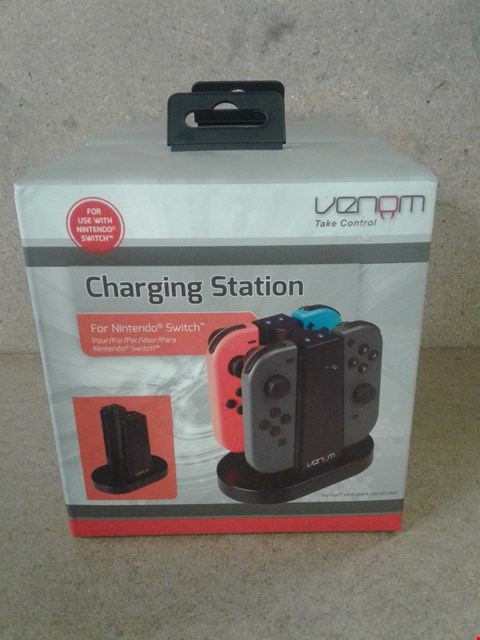 Lot 234 2 BRAND NEW BOXED CHARGING STATION FOR A NINTENDO SWITCH