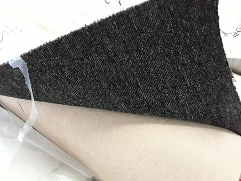 Lot 294 ROLL OF CHARCOAL CARPET 4M × SIZE UNSPECIFIED
