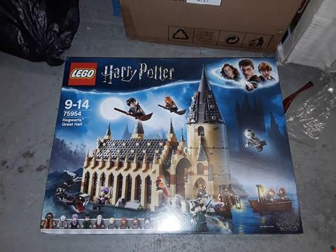 Lot 224 LOT OF 2 ASSORTED GRADE 1  ITEMS TO INCLUDE LEGO HARRY POTTER TOY PACK AND SOLAR POWERED FENCE, WALL & POST LIGHT (4 PACK) RRP £131