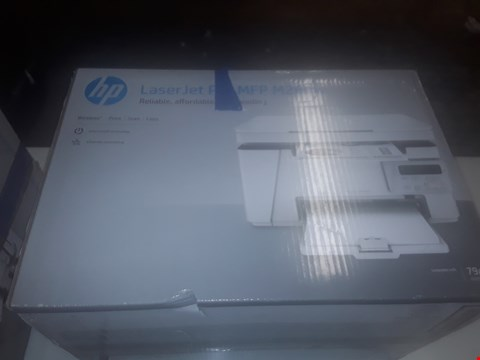 Lot 1064 BOXED HP LASERJET PRO MFP M26NW PRINTER