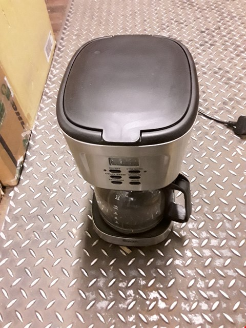 Lot 1329 SWAN FILTERED COFFEE MAKER RRP £80
