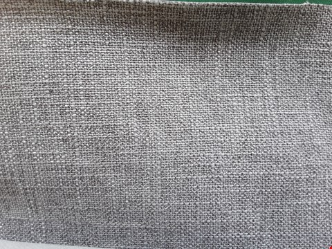 Lot 2031 ROLL OF GREY WEAVE FIRE RETARDANT MATERIAL APPROXIMATELY 140cm × 6.5M