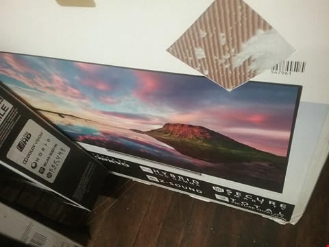 "Lot 3678 TOSHIBA 55"" LED ULTRA  HD 4K TV"