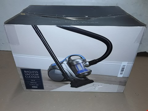 Lot 8037 BOXED BAGLESS 700W  CORDED VACUUM CLEANER