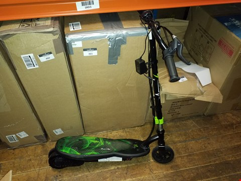 Lot 441 ELECTRIC XT POWERED SCOOTER RRP £190