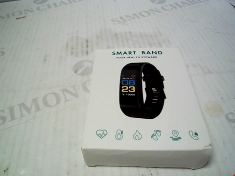 Lot 5765 BOXED UNBRANDED SMARTBAND