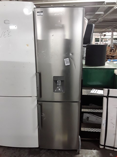 Lot 14 RUSSELL HOBBS RH55FFWD180SS 55CM WIDE FRIDGE FREEZER WITH WATER DISPENSER  RRP £339