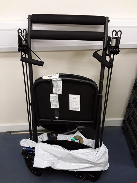 Lot 477 CHAIR GYM TOTAL BODY EXERCISE MACHINE